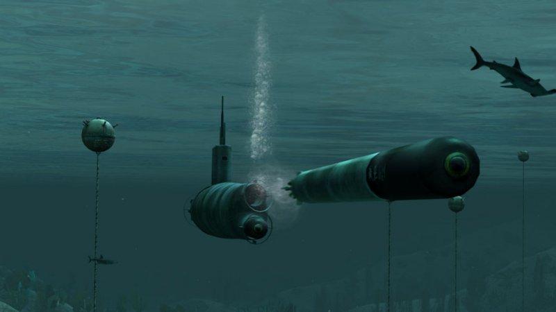 Battlestations: Pacific (X360)  © Eidos 2009   5/5