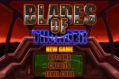 Blades Of Thunder (GBA)  © Summit Soft 2005   1/3