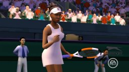 Grand Slam Tennis (2009)  © EA 2009  (WII)   1/5