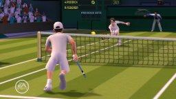 Grand Slam Tennis (2009)  © EA 2009  (WII)   3/5