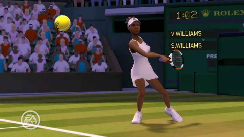 Grand Slam Tennis (2009)  © EA 2009  (WII)   5/5