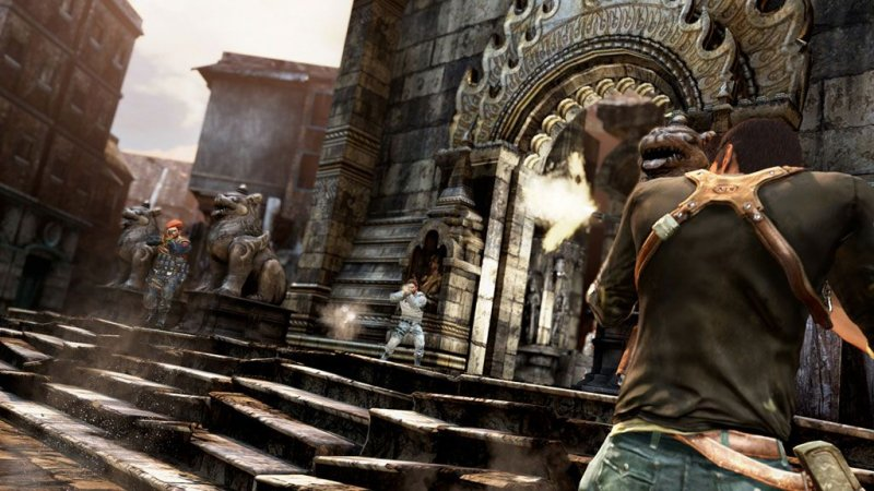 Uncharted 2: Among Thieves (PS3)   © Sony 2009    4/4