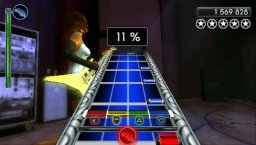 Rock Band Unplugged   © EA 2009   (PSP)    2/8