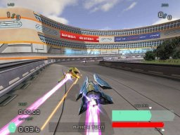 Wipeout Pulse (PS2)   © Sony 2009    2/3