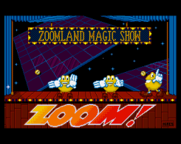 Zoom! (AMI)  © Discovery 1988   1/3