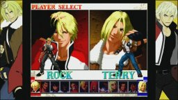 Garou: Mark Of The Wolves (X360)  © SNK Playmore 2009   2/3