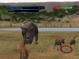 Wild Earth: African Safari (WII)  © Majesco 2008   2/3