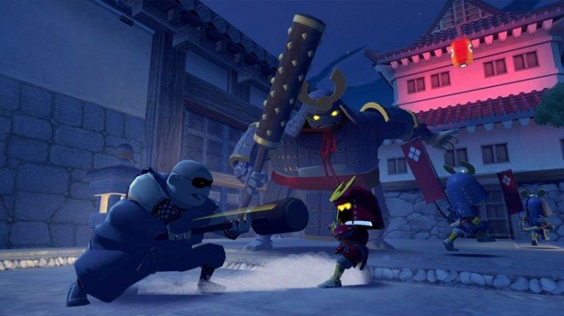 Mini Ninjas (X360)  © Eidos 2009   8/43