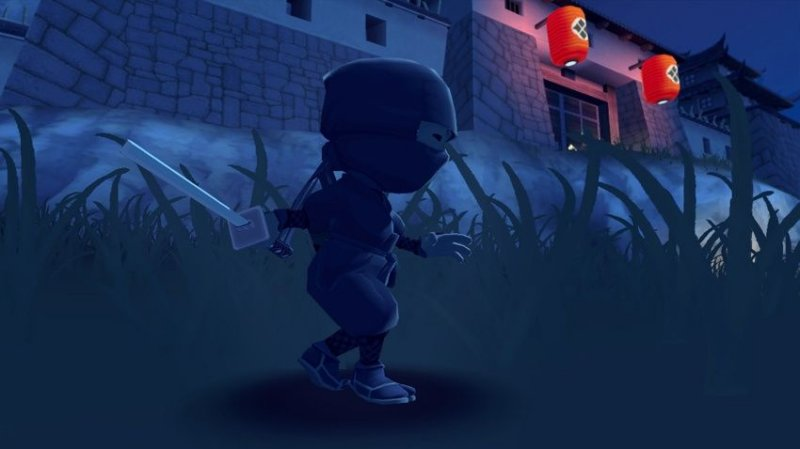 Mini Ninjas (X360)  © Eidos 2009   19/43