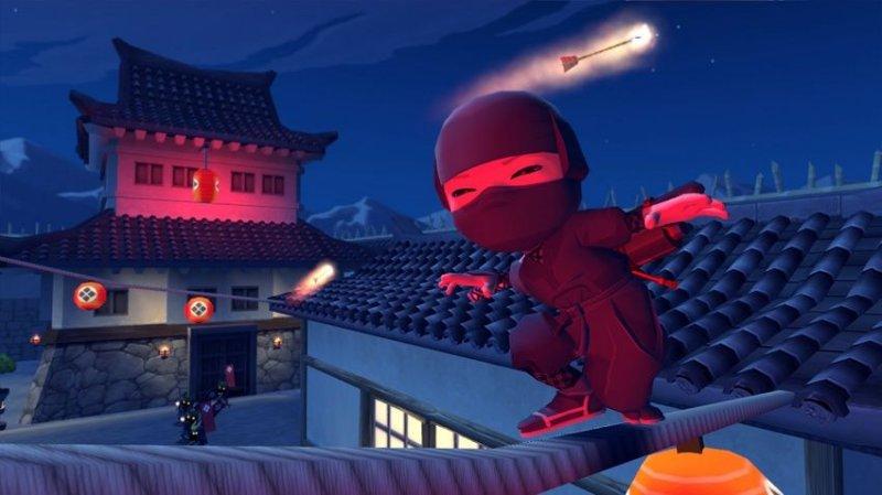 Mini Ninjas (X360)  © Eidos 2009   37/43