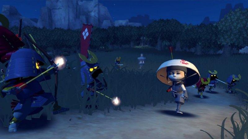 Mini Ninjas (X360)  © Eidos 2009   42/43