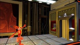 Splosion Man (X360)   © Twisted Pixel Games 2009    2/3