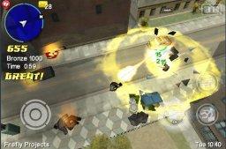Grand Theft Auto: Chinatown Wars (PSP)  © Rockstar Games 2009   2/8