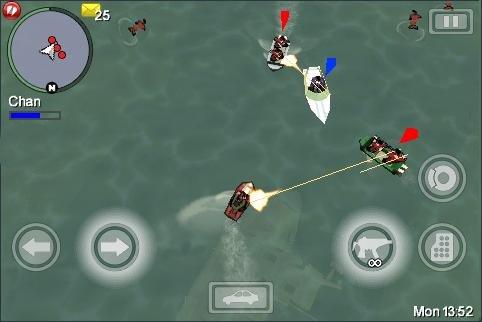 Grand Theft Auto: Chinatown Wars (PSP)  © Rockstar Games 2009   6/8