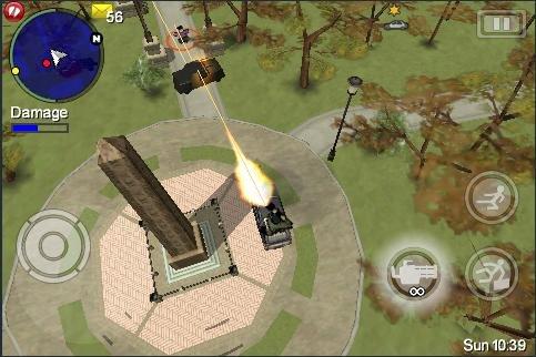 Grand Theft Auto: Chinatown Wars (PSP)  © Rockstar Games 2009   8/8