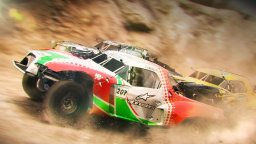 Colin McRae: Dirt 2 (X360)   © Codemasters 2009    1/3