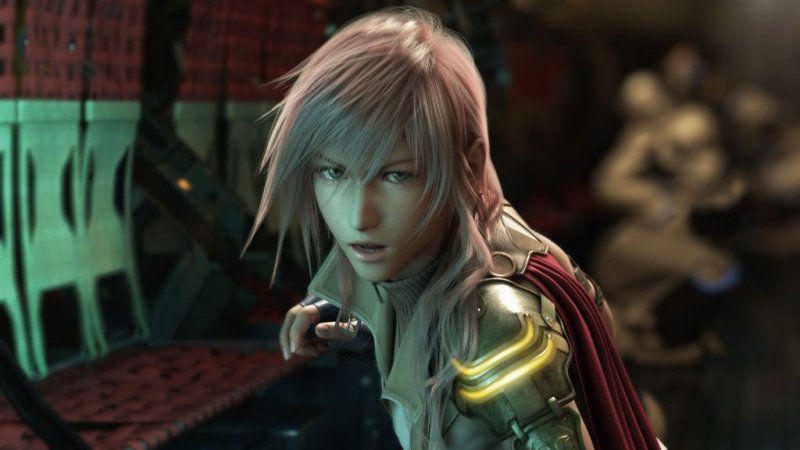 Final Fantasy XIII (PS3)   © Square Enix 2009    4/6
