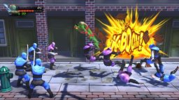 Teenage Mutant Ninja Turtles: Turtles In Time Re-Shelled (X360)   © Ubisoft 2009    1/3