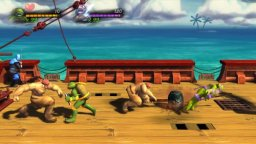 Teenage Mutant Ninja Turtles: Turtles In Time Re-Shelled (X360)   © Ubisoft 2009    3/3