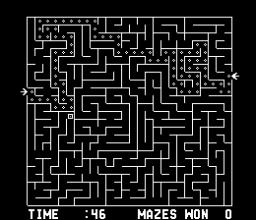 Amazing Maze (ARC)  © Midway 1976   3/3