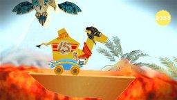 LittleBigPlanet (2009) (PSP)  © Sony 2009   1/4