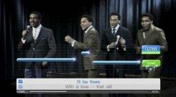 SingStar Motown (PS2)  © Sony 2009   5/5