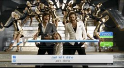 SingStar: Take That (PS3)   © Sony 2009    1/5