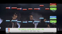 SingStar: Take That (PS3)   © Sony 2009    3/5