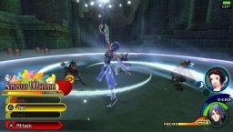 Kingdom Hearts: Birth By Sleep (PSP)  © Square Enix 2010   2/10
