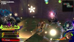 Kingdom Hearts: Birth By Sleep (PSP)  © Square Enix 2010   3/10