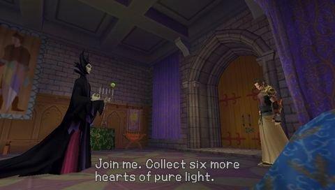 Kingdom Hearts: Birth By Sleep (PSP)  © Square Enix 2010   6/10