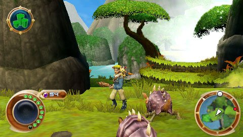 Jak And Daxter: The Lost Frontier (PSP)   © Sony 2009    4/6
