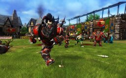Blood Bowl (X360)   © Focus 2009    1/3