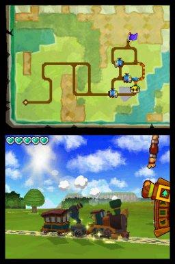 The Legend Of Zelda: Spirit Tracks (NDS)  © Nintendo 2009   1/3