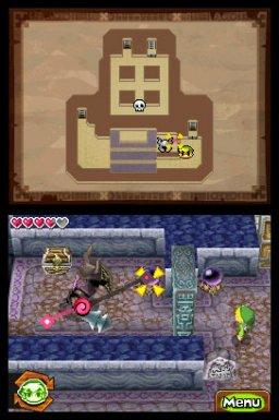 The Legend Of Zelda: Spirit Tracks (NDS)  © Nintendo 2009   3/3