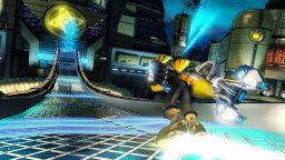 Ratchet & Clank: A Crack In Time (PS3)   © Sony 2009    3/4