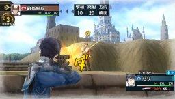 Valkyria Chronicles II (PSP)  © Sega 2010   1/9