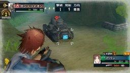 Valkyria Chronicles II (PSP)  © Sega 2010   3/9