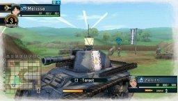 Valkyria Chronicles II (PSP)  © Sega 2010   8/9
