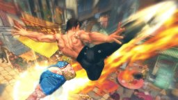 Super Street Fighter IV (PS3)   © Capcom 2010    3/5