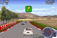 Corvette (GBA)  © TDK 2003   2/3