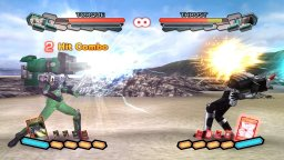 Kamen Rider: Dragon Knight (WII)  © D3 2009   1/8