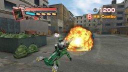 Kamen Rider: Dragon Knight (WII)  © D3 2009   4/8