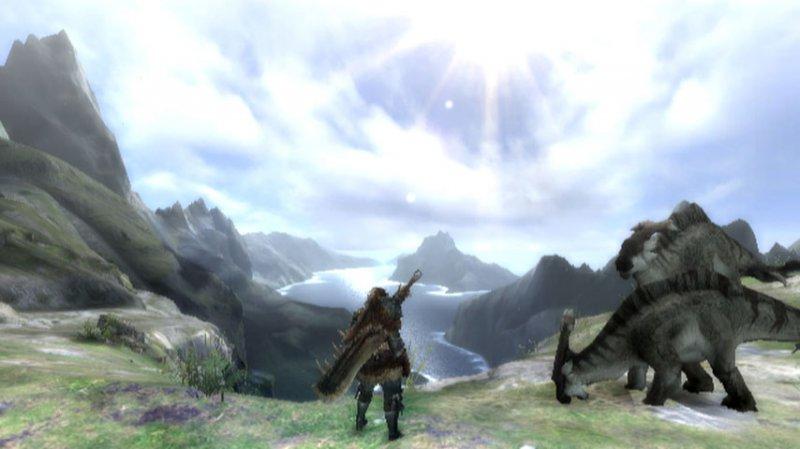Monster Hunter Tri (WII)  © Capcom 2009   5/5