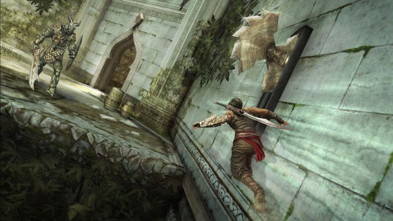 Prince Of Persia: The Forgotten Sands (X360)   © Ubisoft 2010    5/5