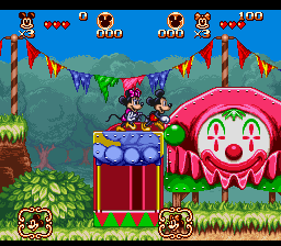 Magical Quest 2 (SNES)  © Capcom 1994   2/3