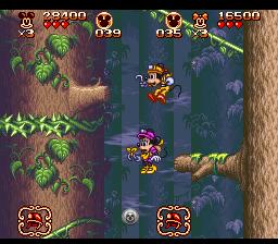 Magical Quest 2 (SNES)  © Capcom 1994   3/3