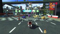 Sonic & Sega All-Stars Racing (PS3)  © Sega 2010   3/8