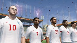 2010 FIFA World Cup: South Africa (X360)  © EA 2010   1/3