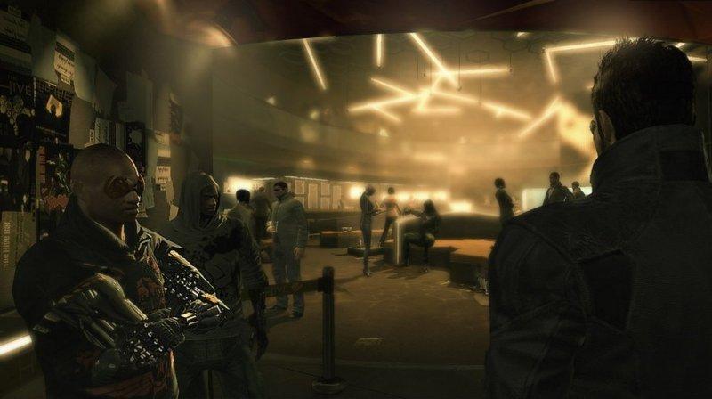 Deus Ex: Human Revolution (PS3)  © Eidos 2011   4/12